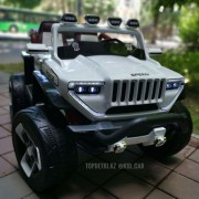 Jeep Monster Concept
